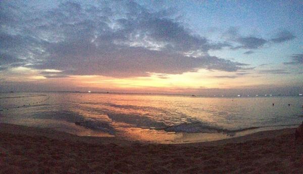 Západ slunce Phu Quoc