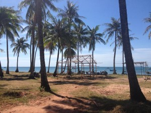 ostrov Phu Quoc ve Vietnamu