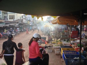 Tržiště Phu Quoc