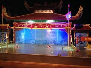 Vodní divadlo Vietnam