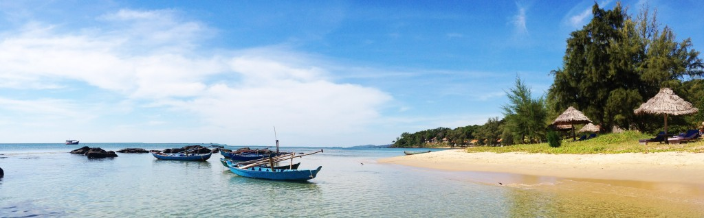 Phu Quoc ostrov Vietnam