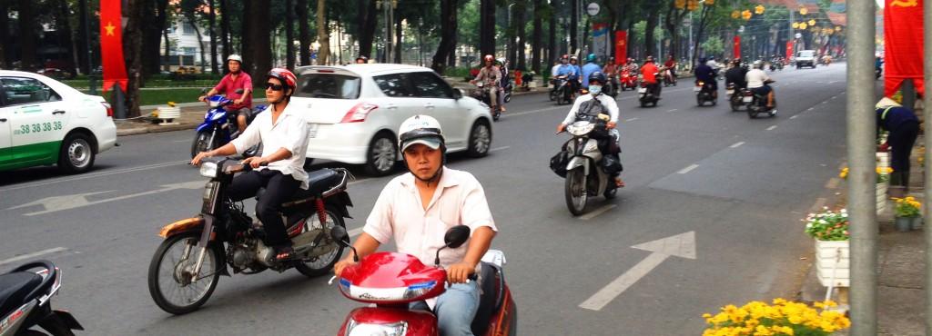 Saigon (Ho Chi Minhovo město)