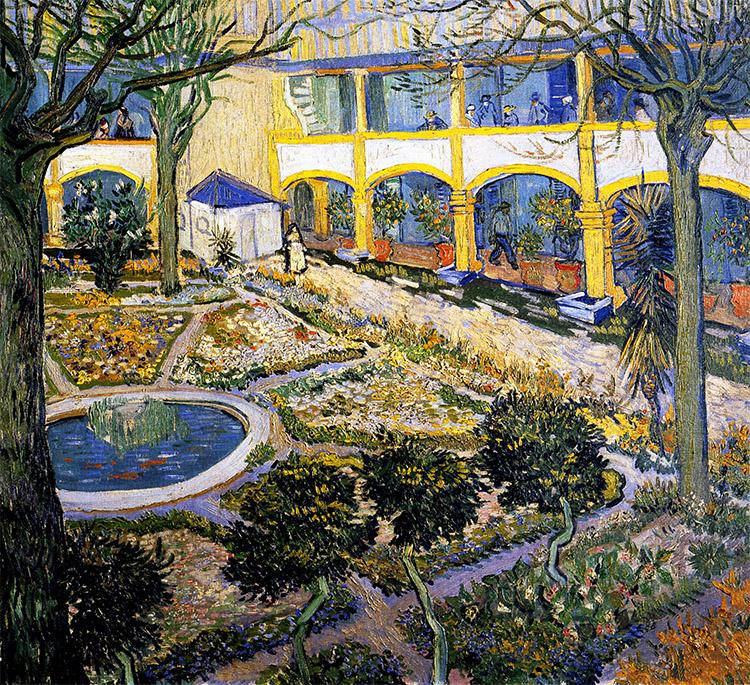 Nemocnice v Arles