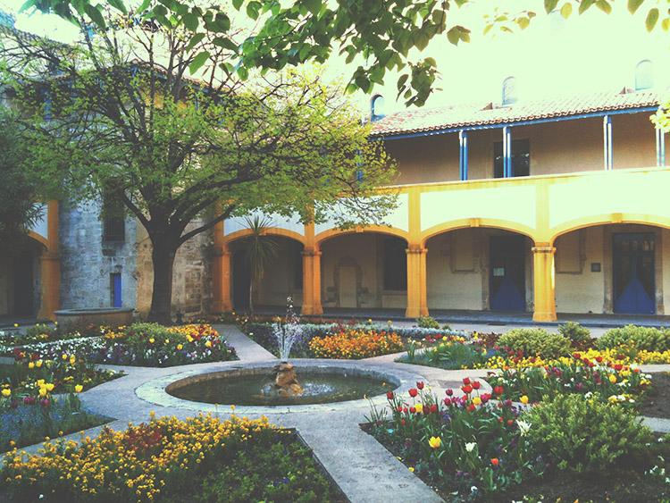 Nemocnice v Arles dnes