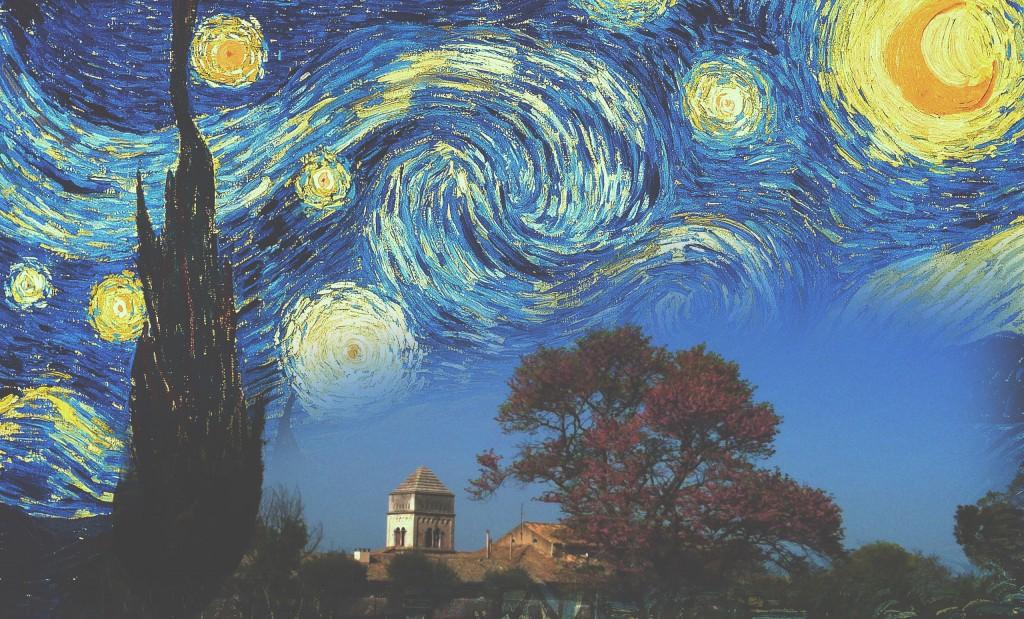 Hvězdná noc