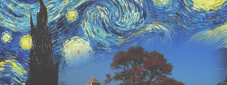Navštívil jsem místa, kde maloval Van Gogh