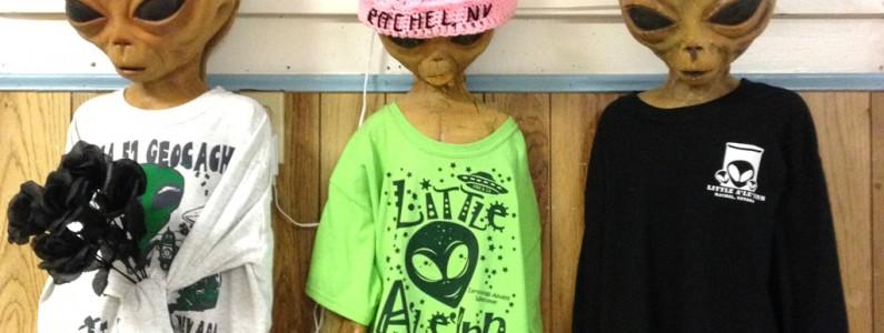 Cesta do Area 51 v Nevadě – část 2
