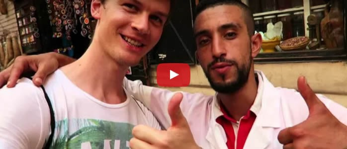 Video: Cesta za dunami: Marakéš – část 1