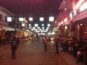Pub District Siem Reap