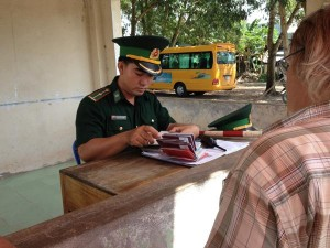 Vietnam hranice