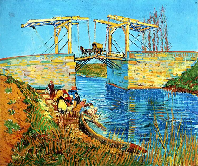 Most Langlois v Arles