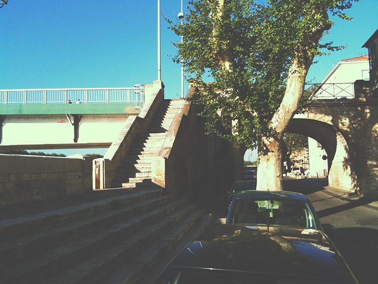 Most Trinquetaille tentokrát bez Rudi