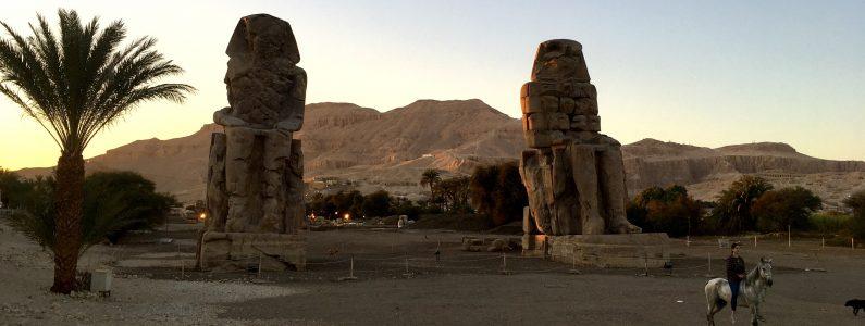 Egypt na vlastní pěst bez cestovky